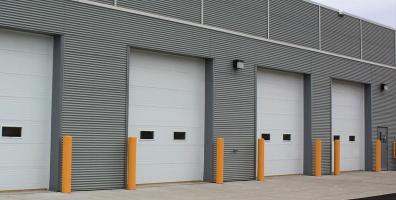 Porte commerciale Garex GX-175-S